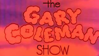 The Gary Coleman Show bumper on Toonami