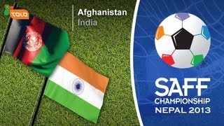Repeat youtube video SAFF Championship 2013 Final Match - Afghanistan VS India - Highlights.2