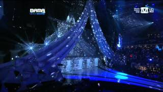 2NE1 - 111129 Mnet Asian Music Awards 2011 - Lonely + I Am The Best [Full HD 1080p]