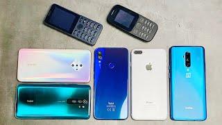 Как Выбрать Смартфон? Кнопочный, Бюджетник, Флагман Или CHINA? Xiaomi? Apple? Vivo? Huawei? Samsung?