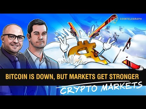 Bitcoin Is Down, but Markets Get Stronger | Crypto Markets