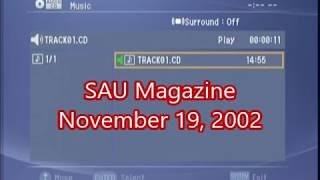 SAU Magazine (November 19, 2002)