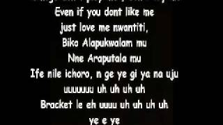 Bracket Ft. Wizkid - Girl  (Lyrics)