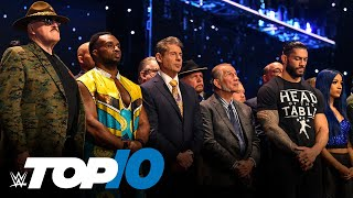 Top 10 Friday Night SmackDown moments: WWE Top 10, Dec. 4, 2020