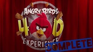 Angry Birds 4D Experience - Angry Birds the Ride - Full HD