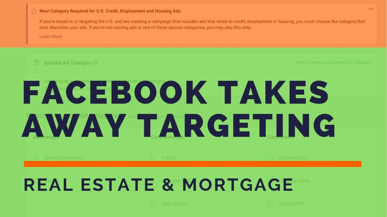 Facebook Takes Away Targeting, Zip Codes and More Targeting is GONE for Good