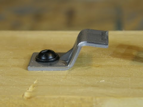 Table Top Fastener Clips - How to Install