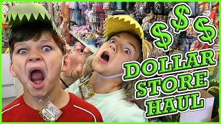 DOLLAR STORE HAUL | BEST FINDS! | We Are The Davises