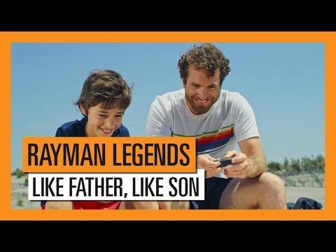 Rayman Legends: Definitive Edition - Like Father, Like Son [UK]