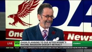 Will Rachel Maddow retract lies about OANN?