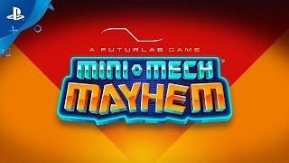 Mini-Mech Mayhem - Full Reveal Trailer | PS VR