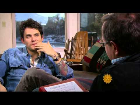"John Mayer On ""Sunday Morning"" 2013 HD"