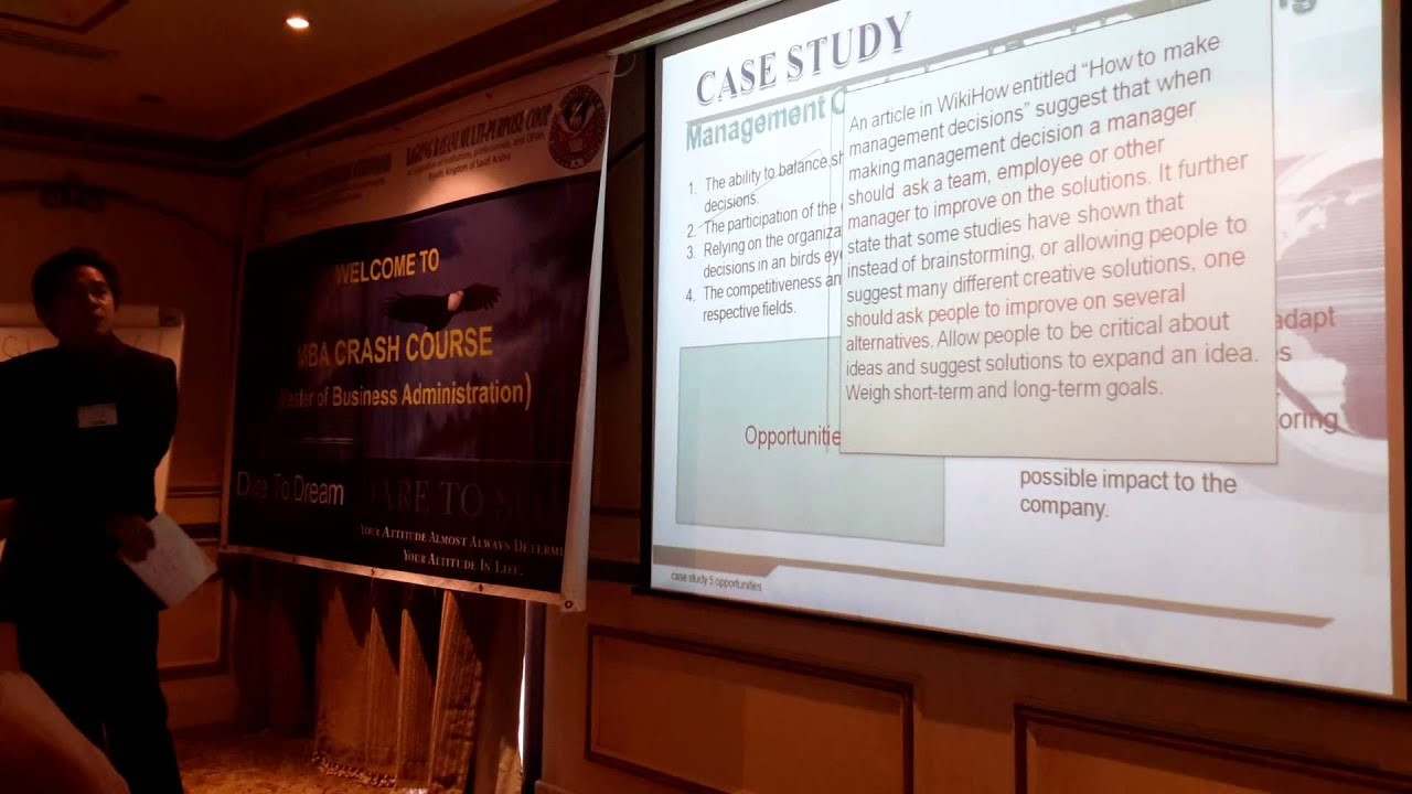 Part    Strategic Management Case Study and Part    Leadership     SlidePlayer