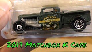 2019 Matchbox K Case Unboxing