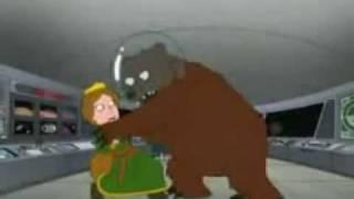 Family Guy-Lady Macbeth and a Bear