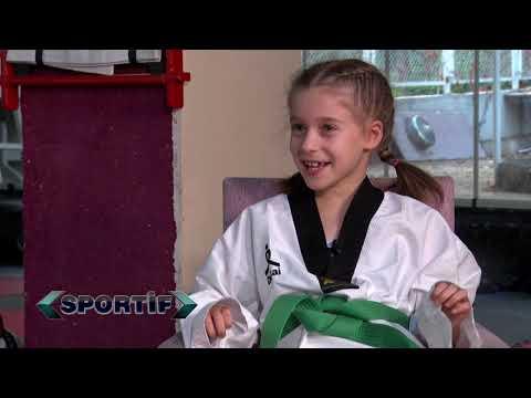 Sportif 3.Bölüm (Taekwondo)