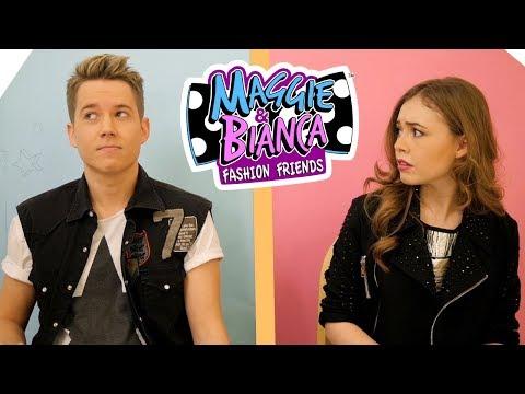 Maggie & Bianca Fashion Friends | Bianca VS Quinn
