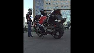 Спортбайк - мой первый мотоцикл