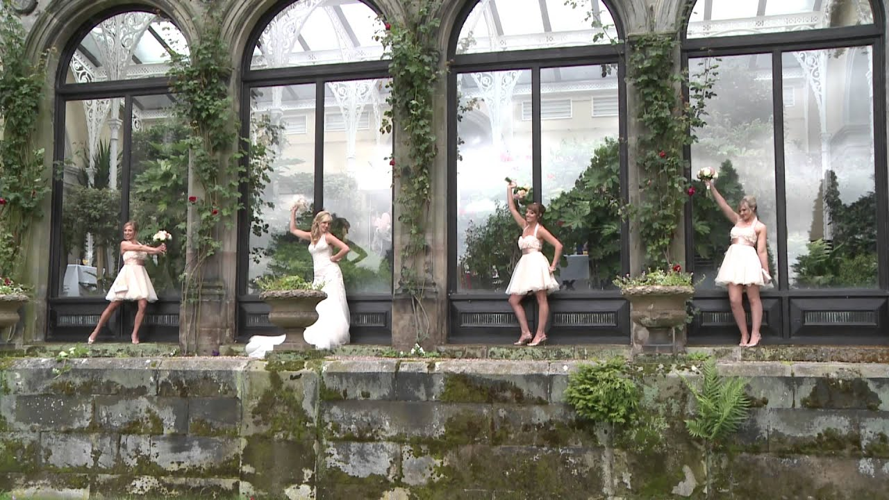 Sandon Church And Hall Wedding Video By Videographer Photographer James Cer