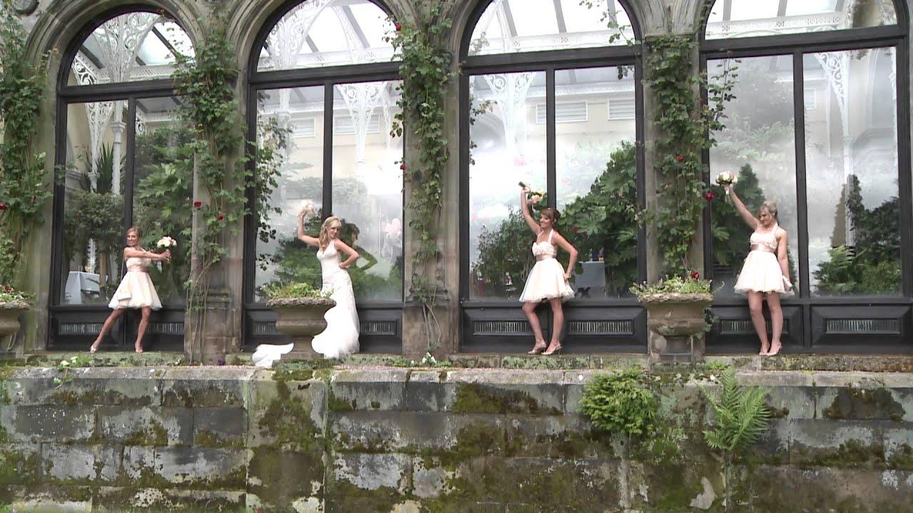 Sandon Church And Hall Wedding Video By Videographer Photographer James Cer