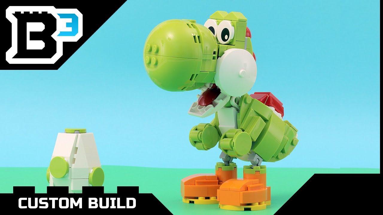 任天堂 ヨッシーをレゴで再現 Leaks