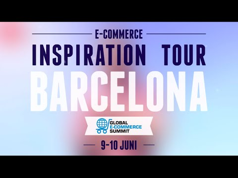 Naar Global Ecommerce Summit in Barcelona