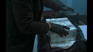 盗贼抢银行被抓坐了8年牢,刚出狱第一天,马上又去偷了一千万