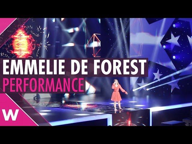 Emmelie de Forest -
