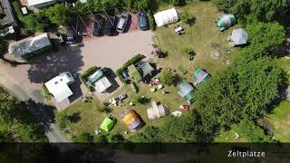 Campingpark Lindelgrund im Juni 2020