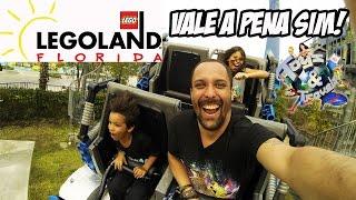 Legoland Florida: Vale a pena ir SIM