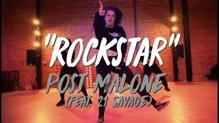 "Post Malone (feat. 21 Savage) - ""Rockstar"" | Nicole Kirkland Choreography"