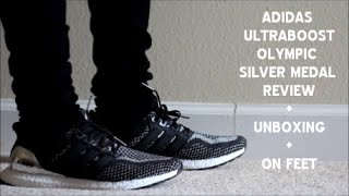 ddf0ad15ad1 That should adidas Ultra Boost ADIDAS ULTRA BOOST LTD SILVER MEDAL OLYMPIC  UNBOXING + ON FEET ...