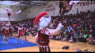 Lee County Elementary gets motivated to stay drug free