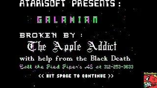 Galaxian [Atarisoft] APPLE II - 18,050