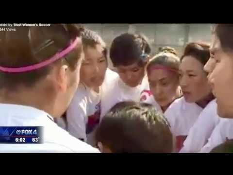 Tibet Women's Soccer Team Denied Visas for U S  Visit