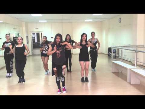 Hadise- Dum tek tek, Zumba Belly Dance