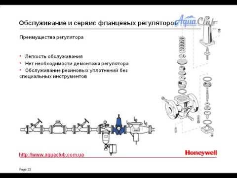 Регулятор Давления Воды Инструкция