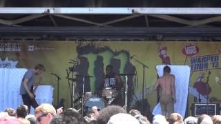 """letlive. - """"H. Ledger"""" (Live in San Diego 6-19-13)"""
