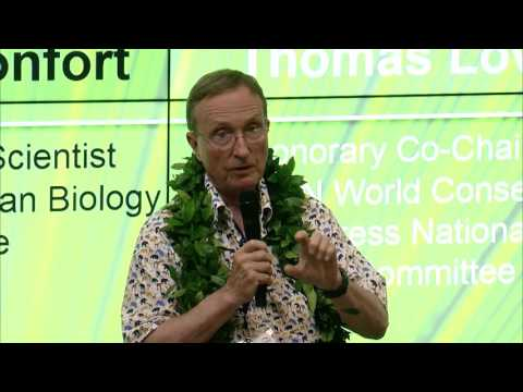 IUCN WCC Hawaii: What is Working in Conservation - Focus Group Session