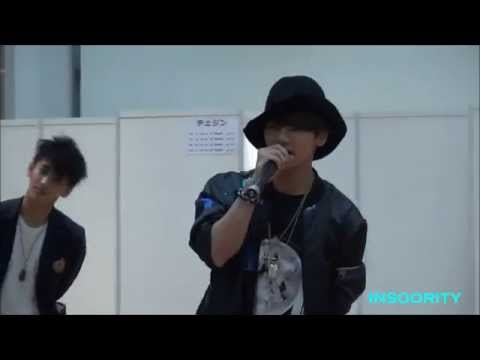 140412 MYNAME OSAKA  EVENT Girlfriend  INSOO