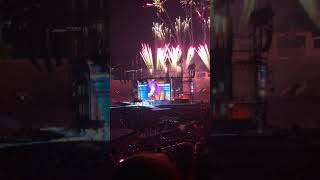 Taylor Swift This is why we can't have nice things Live Pasadena Rose Bowl