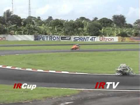 Scooter Racing: 2012 IR Cup  Rd 2 160 Scooter Race