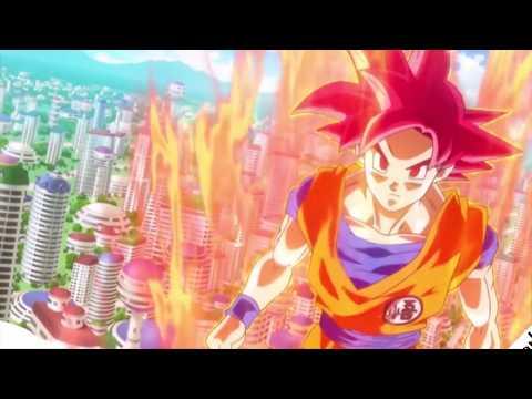 Flow Hero Song of Hope Dragon Ball Z: Battle Of Gods ED