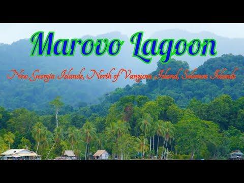 Visiting Marovo Lagoon, New Georgia Islands, North of Vangunu Island, Solomon Islands