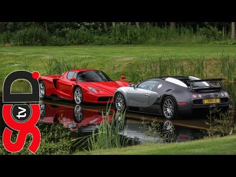What are YOUR Millennium Heroes? Enzo v Veyron