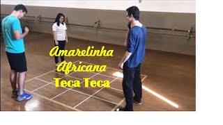 Amarelinha Africana Teca Teca original e variações