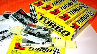 Распаковка турецких жвачек Turbo. Жевательная резинка Турбо в пачках(, 2016-12-03T15:21:10.000Z)