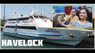 Andaman Day 3 Vlog - Havelock Island, Cruise Ride