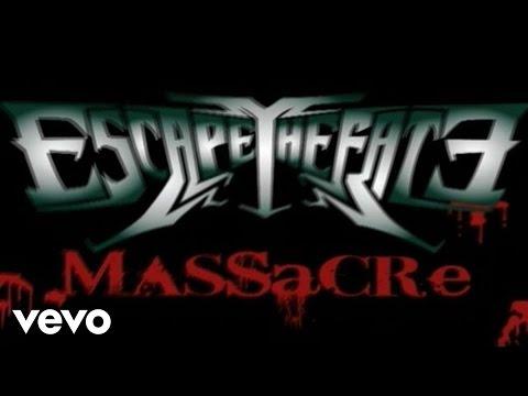 Escape the Fate - Massacre (Audio)