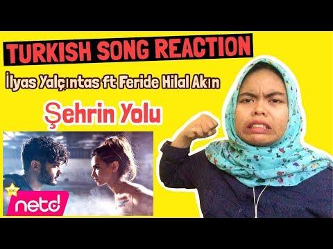 Turkish Song Reaction Feride Hilal Akin Ilyas Yalcintas